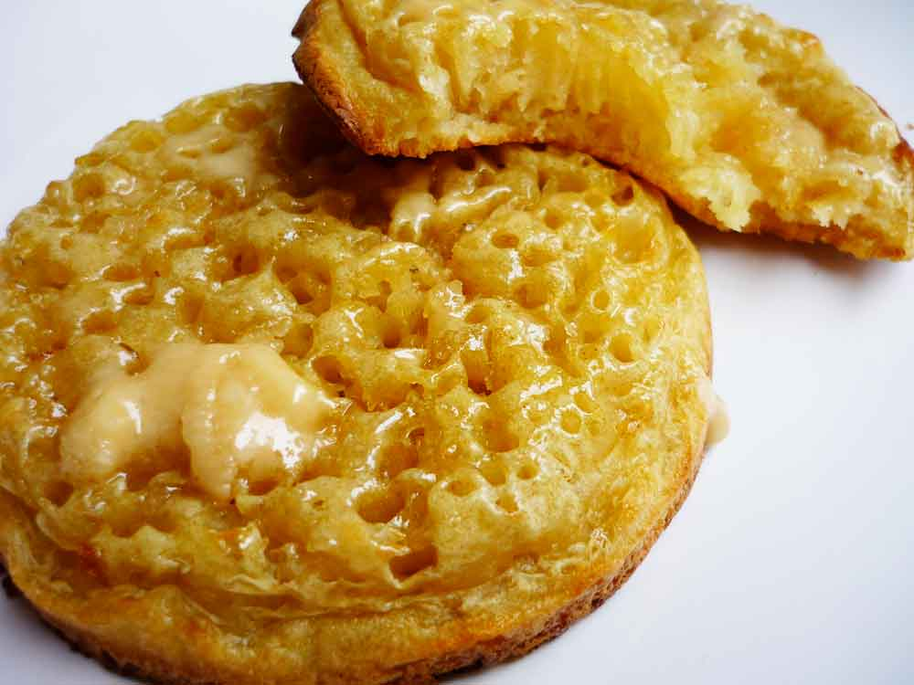 Related Recipes Crumpets Gluten Free Banana