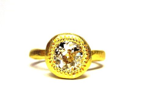Katherine Bowman pledge ring