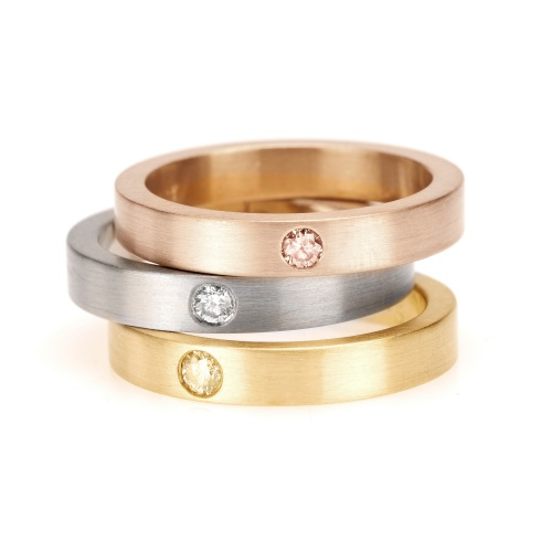 Emma Goodsir ring stack