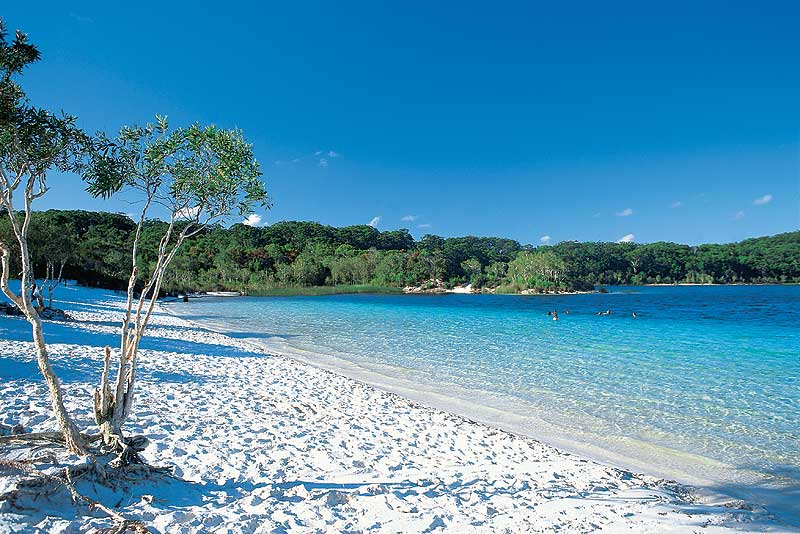 How Far Is Fraser Island From Noosa