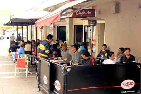 Cabramatta cafe 86