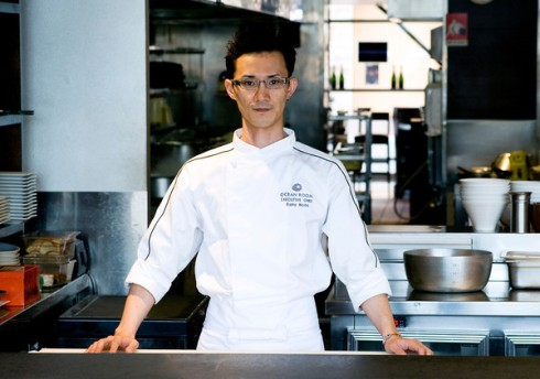 Chef Raita Noda