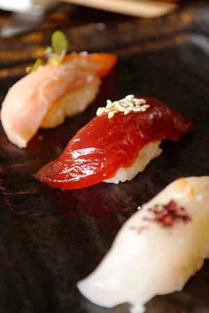 Ocean Room sushi plate