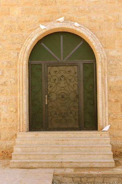 Jordan door