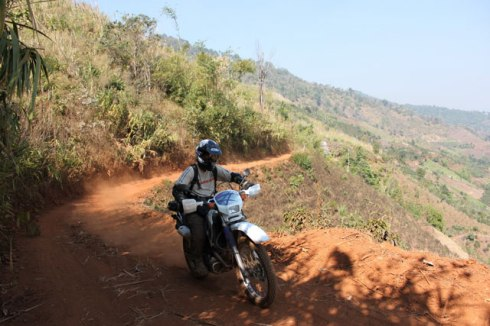 AdventureHoney Four Day Moto tour in Northern Thailand