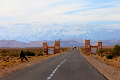 morocco road