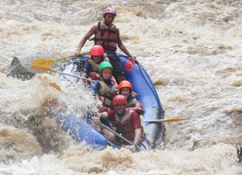 Rafting Chaing Mai