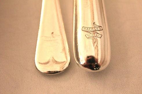 Raffles cutlery