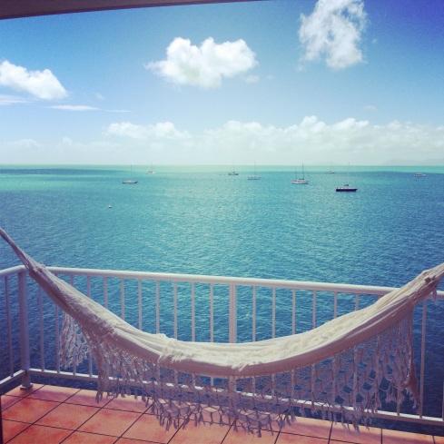 Hammock at Coral Sea Resort