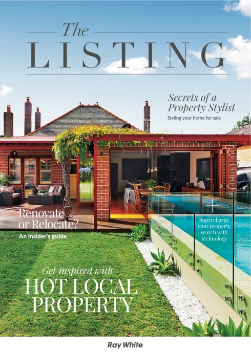 The Listing cover